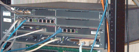 Roteador Cisco 7200 VXR